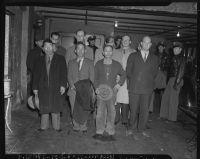 Japanese, German, and Italian detainees, California, 1941