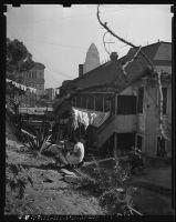Los Angeles slums in the Great Depression